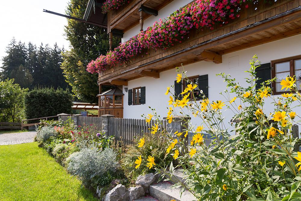 Gasthof und Ferienwohnungen Fischbach · Ruhe und Erholung im Urlaub