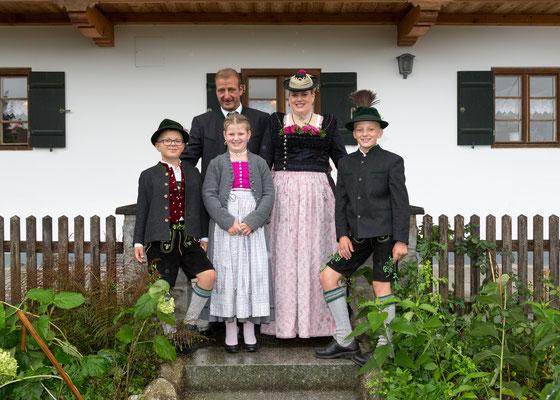 Familie Steingruber Fischbach