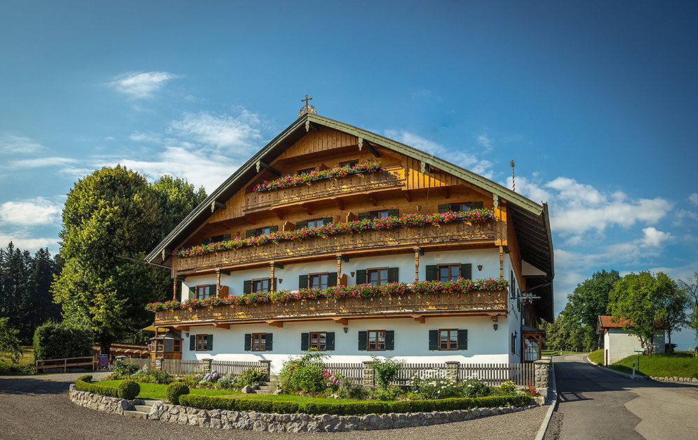 Landgasthof Fischbach – Ansicht von Osten
